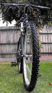GARY FISHER TASSAJARA MOUNTAIN BIKE 18 FRAME 26 WHEELS NR