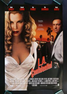 Confidential 1sh Movie Poster Kim Basinger