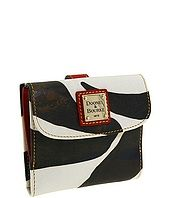Dooney & Bourke Zebra Credit Card Wallet vs Wendy Culpepper Double