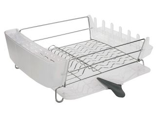 OXO Stainless Steel Dish Rack    BOTH Ways