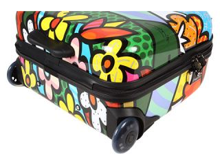 Heys Britto Collection   Landscape Flowers 16.5 eCase