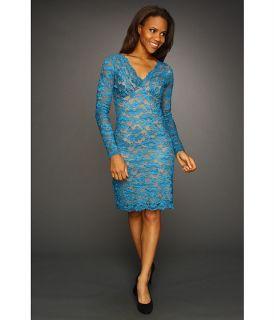 Karen Kane Long Sleeve Lace Dress $108.00