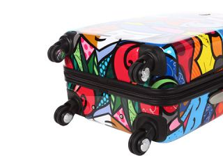 Heys Britto Collection   Garden 26 Spinner Luggage Case