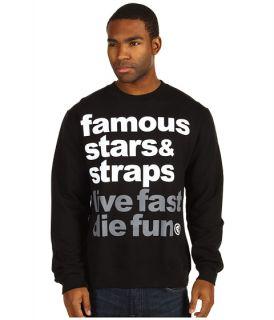 Famous Stars & Straps Simple Fleece Crewneck $35.99 $44.00 SALE
