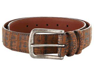 Co. 35MM Zimbabwe Nile Crocodile Belt $465.00  NEW