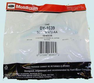 DY 1039 Motorcraft Oxygen Sensor Ford 5C5Z 9F472 AA