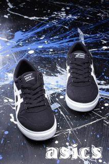 Brand New Asics Aaron CV Black White Unisex Shoes 74