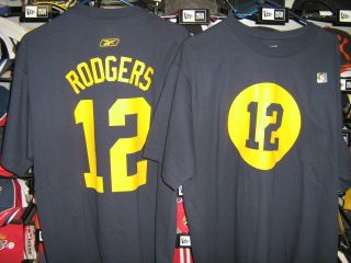 Acme Packers Throwback T Shirt Jersey Aaron Rodgers