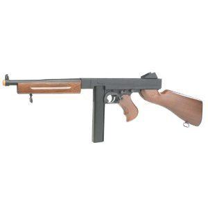 Thompson Brand Machine Air Soft Rifle Gun Replica Airsoft BB Brand New