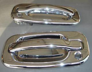 GMC Yukon Denali Sierra Chrome Replacement Door Handles