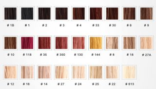 100 Human Hair Wig Shoulder Length Dark Brown Color