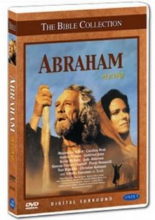 Abraham DVD Christian Old Testament Holy Bible Abram