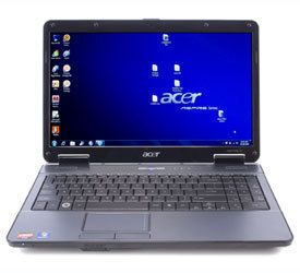 Acer Aspire AS5517 1643 Laptop Perfect Everything Works Windows 7 Home