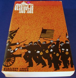 CIVIL WAR HISTORY BOOK Washington D C Abraham Lincoln Union Army TPB