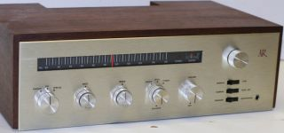 RARE VINTAGE ACOUSTIC RESEARCH AR MODEL W STEREO HIFI FM RECEIVER PRE