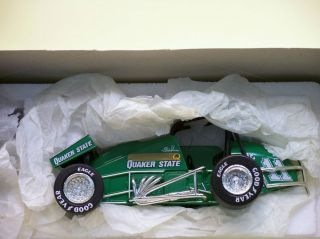 Action Racing Steve Kinser 1 24 Scale Diecast Model Sprint Car