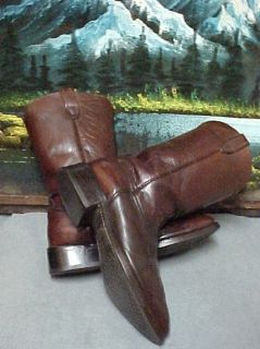 Acme Western Cowboy Boots Mens Size 11E Made in USA