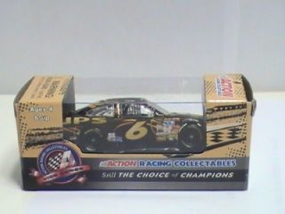 2009 Action Racing Collectables David Ragan NASCAR 1 64th Diecast
