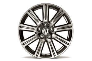 Acura TL 2012 19 9 Spoke Chrome Look Wheels Genuine