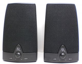 AR ACOUSTIC RESEARCH WIRELESS STEREO SPEAKER SYSTEM MODEL No. AW 871 L