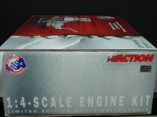 Scale Action Racing Diecast Model NASCAR Chevy Engine Kit