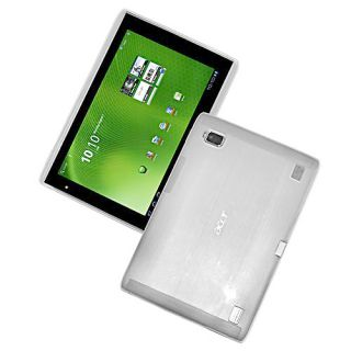Premium Clear TPU Skin Case Cover for Acer Iconia A500