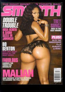 Magazine 42 Maliah Bo Benton Rosa Acosta Sasha Trey Songz New