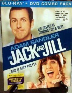 2012 2 Disc Set Adam Sandler Katie Holmes Pacino 043396395091