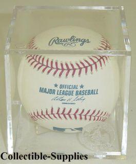 San Francisco Giants UV Baseball Square Cube Holder