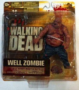 Walking Dead Action Figure Set of 5 TV Series 2 McFarlane Toys Rick