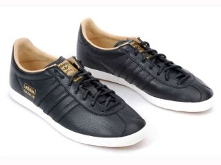 scarpe adidas gazelle og v24506 vintage limited uomo black