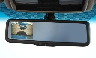 2010 2011 Acura MDX RDX Auto Dim Rear View Mirror 3 5 Backup LCD
