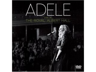 ADELE   LIVE AT THE ROYAL ALBERT HALL (CD&DVD 2011 NEW SEALED)
