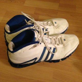 Adidas KEVIN GARNETT Boston Celtics NBA Basketball Shoes Mens Size 13