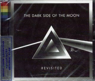 Pink Floyd Tribute The Dark Side of The Moon Revisited SEALED CD New