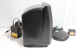 Advent 900 Mhz Wireless Speaker Single w/Transmitter and Plugs