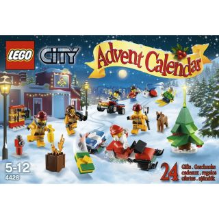 Lego 2012 City Advent Calendar 4428 New in Box in Hand