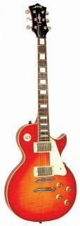 AP230 LP Style Single Cutaway Cherry Sunburst Electric Guitar