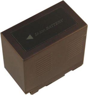Battery for Panasonic HVX 200 DVX 100B AG DVX100A New