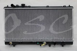 Mazda Protege Automatic Transmission No Air Conditioning 2446 Radiator