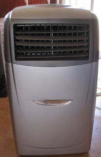 EDGESTAR PORTABLE AIR CONDITIONER HEATER MODEL # AP400S WORKS