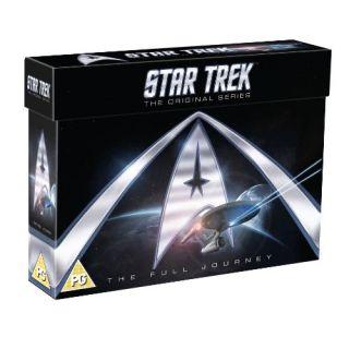 TOS Complete Seasons 1 2 3 DVD Box Set SEALED 5014437146335