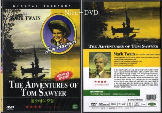 Adventures of Tom Sawyer 1938 DVD New Mark Twain