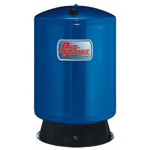 Con Aire Pump Tank 19 Gal GALLON PS19S T02 PRESSURE WATER WELL TANK