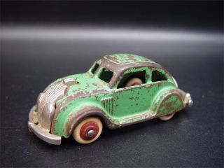 Vintage Hubley Chrysler Airflow 2182 Cast Iron Toy Car