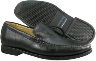 Johnston Murphy Ainsworth Venetian Men Shoes US 13 Black