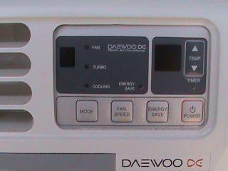 BTU Energy Star Window Air Conditioner Model DWC 058 RL No Box