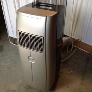 Amcor Model AF12000EH Portable Air Conditioner AC w Heater
