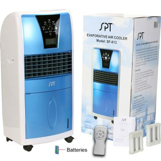 Air Cooler & Cleaner, Portable Mini Cooling Conditioner Ionizer Fan