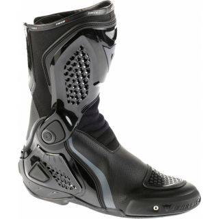 Dainese TRQ Race Out Air Motorcycle Sports Boots White Black EU 39 47